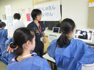 医師体験 (4)